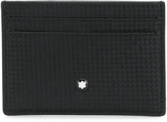 Montblanc Extreme woven logo cardholder