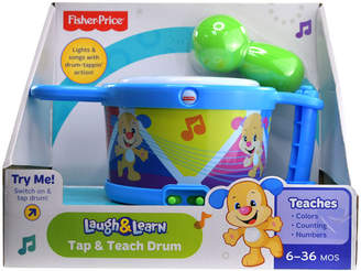 Fisher-Price Laugh & Learn Tap & Teach Drum