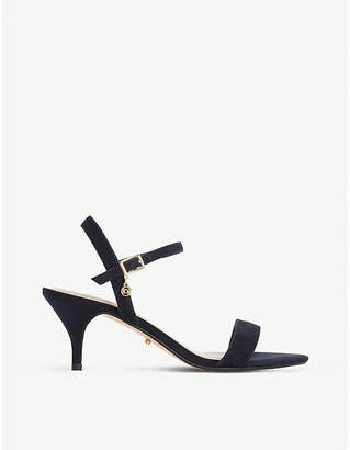 Dune Monnrow strappy suede sandals