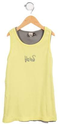 Ikks Girls' Sleeveless Top