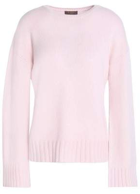 N.Peal Cashmere And Wool-Blend Sweater