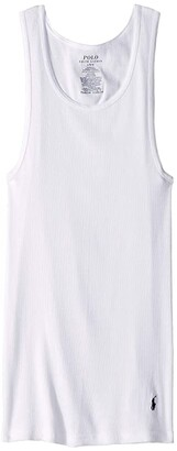 Polo Ralph Lauren Classic Fit w/ Wicking 3-Pack Tanks