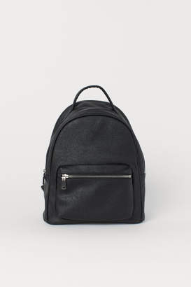 H&M Small Backpack - Black