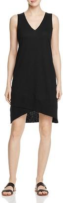 Lilla P V-Neck Dress $138 thestylecure.com