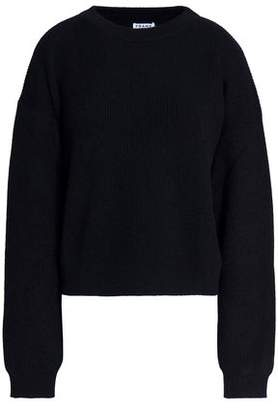 Frame Ribbed Cashmere Sweater