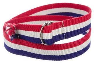 Etoile Isabel Marant Striped Waist Belt
