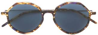 Delirious round-frame sunglasses