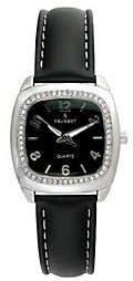 Peugeot Ladies Square Cushion with Crystal Beze