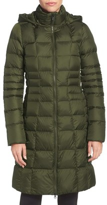 Women's The North Face 'Metropolis Ii' Hooded Water Resistant Down Parka $289 thestylecure.com