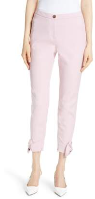 Ted Baker Toplyt Bow Cuff Ankle Pants