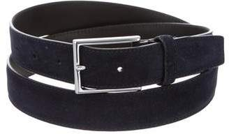 Barneys New York Barney's New York Suede Waist Belt