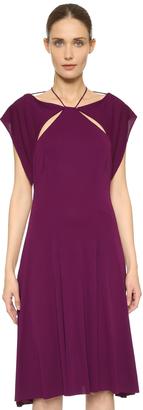 Zac Posen Jersey Dress $2,290 thestylecure.com