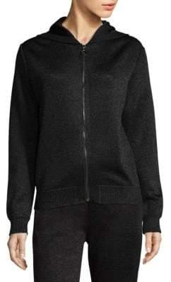 Missoni Metallic Hooded Jacket