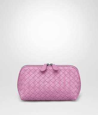 Bottega Veneta Twilight Intrecciato Nappa Cosmetic Case