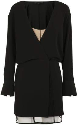 Alexander Wang Stitched Detail Dress