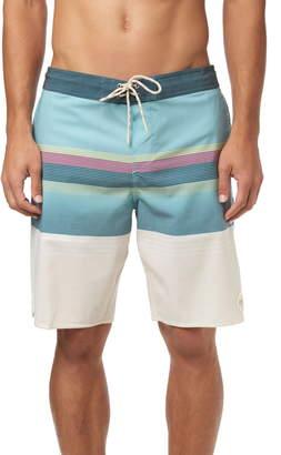O'Neill Stripe Club Cruzer Board Shorts
