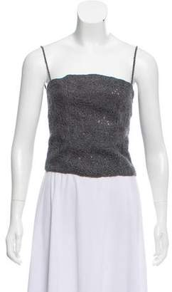 Malo Cashmere Sleeveless Top w/ Tags