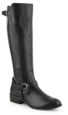 Lauren Ralph Lauren Margarite Wide Calf Riding Boot