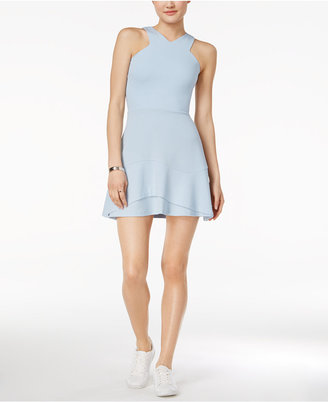 Bar Iii X-Front Fit & Flare Dress, Only at Macy's $79.50 thestylecure.com