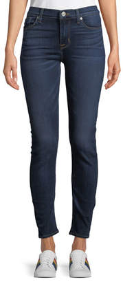 Hudson Nico Mid-Rise Skinny Jeans