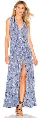 Poupette St Barth Clara Maxi Dress