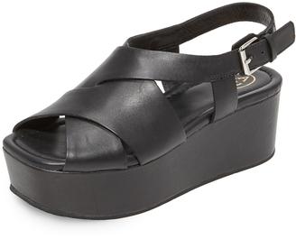 Ash Debby Flatform Sandals $240 thestylecure.com