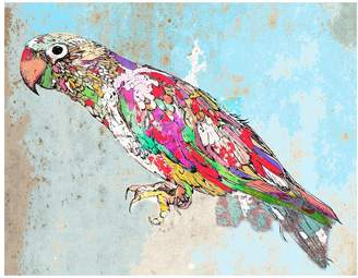 Jessica Russell Flint - The Tropical Parrot Signed Limited Edition Print