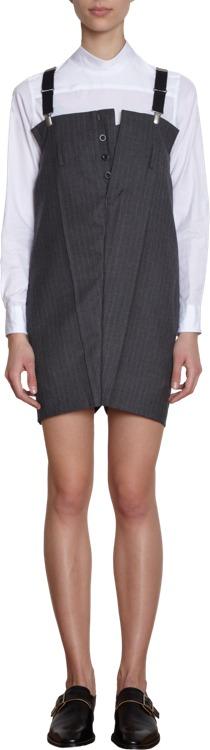 Comme des Garcons Junya Watanabe Suspender Trouser Dress