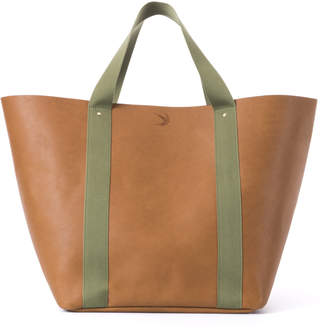 Corroon Leather Travel Tote Bag