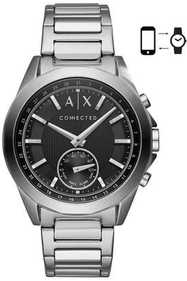Armani Exchange Connected Hybrid Bracelet Smartwatch, 44mm