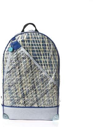 Huner Backpack 0040 With Black Stripe Pocket