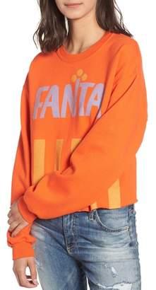 Junk Food Clothing Fanta Sweatshirt