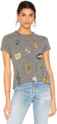 Lauren Moshi Suki Instruments Tee $96 thestylecure.com