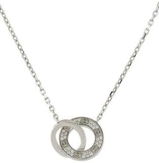 Cartier LOVE Diamond Necklace