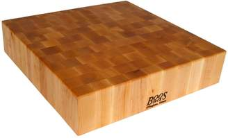 "John Boos & Co. Maple End-Grain Chopping Block, 24"" x 24"" x 6"""
