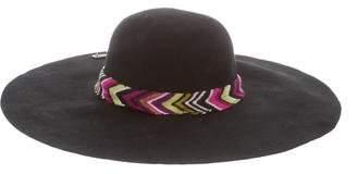 Missoni Wool Felt Hat