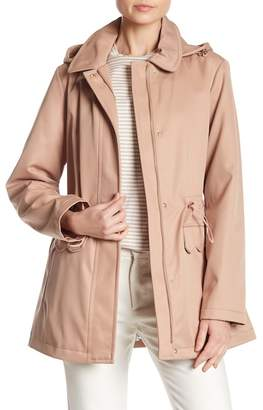 Kate Spade Scallop Pocket Trench Coat