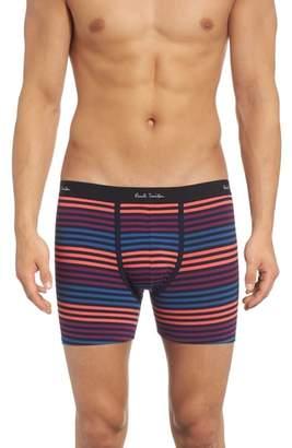 Paul Smith Long Leg Stretch Cotton Boxer Briefs