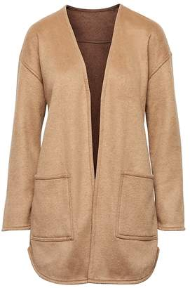 Banana Republic Reversible Stretch Wool-Blend Coat