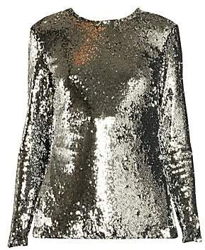 Stella McCartney Women's Sequin Top
