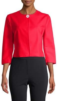 Piazza Sempione Women's Crop Jacket