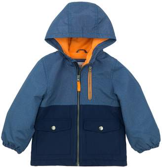 Carter's Baby Boy Colorblock Hooded Midweight Jacket