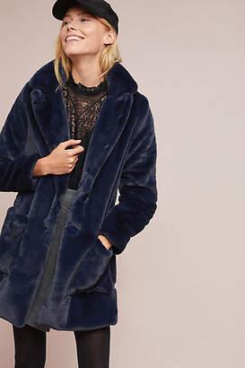 Berenice Reina Faux Fur Coat