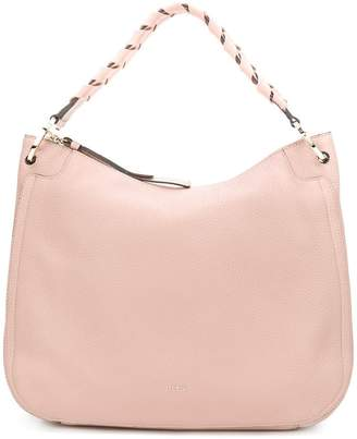 Furla top zip tote bag