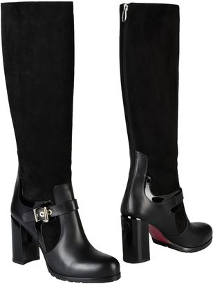 LUCIANO PADOVAN Boots $764 thestylecure.com