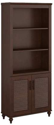 Kathy Ireland Office by Bush Volcano Dusk Standard Bookcase