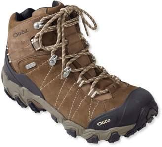 L.L. Bean L.L.Bean Women's Oboz Bridger Waterproof Hiking Boots