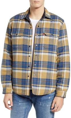 Levi's x Justin Timberlake Reversible Shirt Jacket