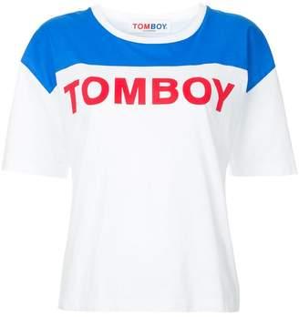 Filles a papa two tone T-shirt