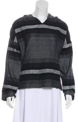 Lemlem Knit Hooded Sweater